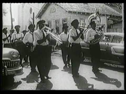 Brass Band Music From New Orleans Youtube