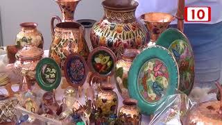 Instalan pabellón de artesanías en Cozumel