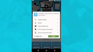 Install SurfEasy VPN on Android