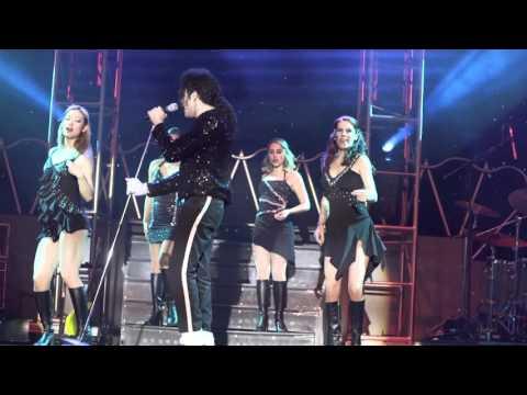 Billie Jean Performed By Jalles Franca / MJ Tribute Artist / Stratosphere Casino & Hotel