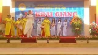 Việt Nam đất nước tuyệt vời - Khai giảng trường THPT Đoàn Kết - Hai Bà Trưng