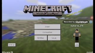 ENTRE NESTA SEED PARA O SEU BEM ! CUIDADO !!! (Minecraft Pocket Edition)