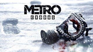 METRO EXODUS - Gameplay Reveal (2018) Xbox One X