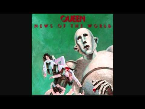 Queen - Sheer Heart Attack - News of the World - Lyrics (1977) HQ