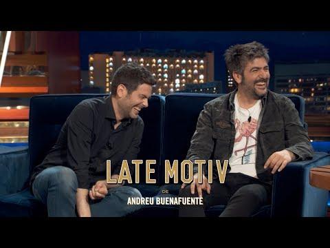 LATE MOTIV - Estopa Fuego en directo  LateMotiv561