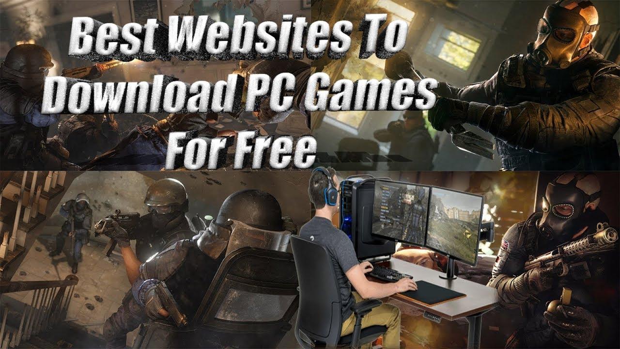 Tuto Best Website To Download Free Pc Games No Torrent