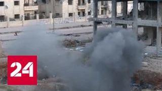 93 процента Алеппо освободили от террористов