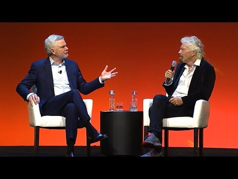 A Fireside Chat With Sir Richard Branson at Retail's BIG Show 2017