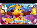 Ty the Tasmanian Tiger HD 100% Walkthrough Part 4 (PS4) Boss 1: Bull's Pen