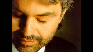 Watch Andrea Bocelli Barcarolle video