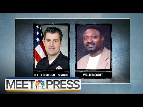 Walter Scott Shooting: What If There Were No Video? | Meet The Press | NBC News
