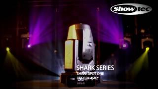 Showtec Shark Spot One. Ordercode: 45023.