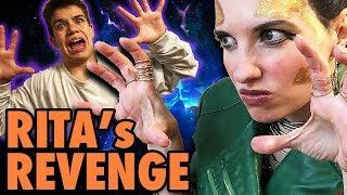 Rita's Revenge - Payback is Harsh!