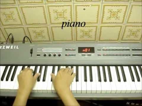 Exemplos de dinâmica musical