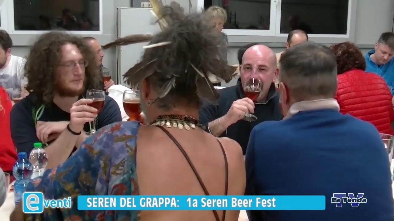 EVENTI - Seren del Grappa: 1a Seren Beer Fest