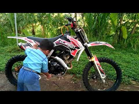 Jupiter Mx Modif Trail Model Ktm 85 Odong Odong Trail