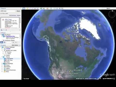 Google Earth Basics Tutorial