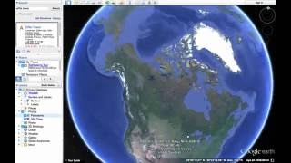 Earth google Go to