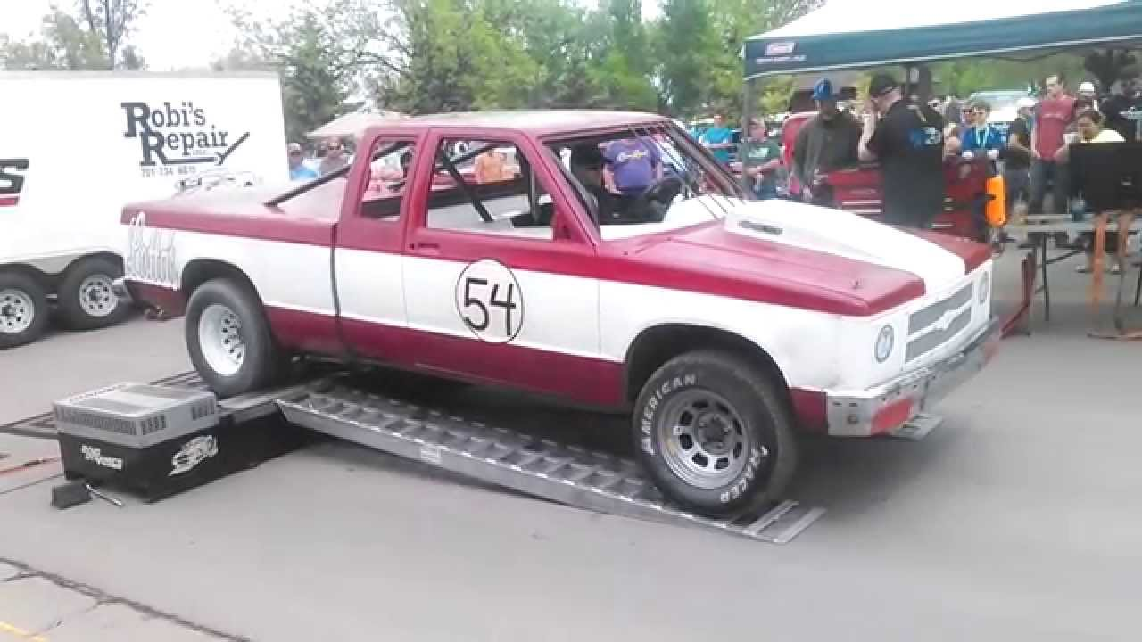 Built Chevy 43l V6 280hr Cam Youtube 4 3 Crate Engine