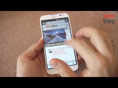 LG Optimus G Pro İncelemesi