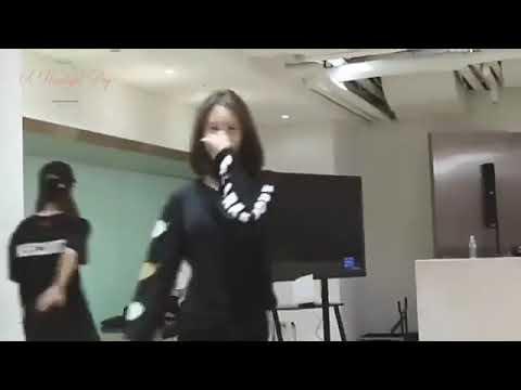 "[YOONGSTAGRAM] YOONA SNSD ""Watch Me Do"" Dance Practice #2 Mp3"