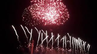 Pyronale 2018 - GESAMTSIEGER 🤔 Heron Fireworks - Niederlande 🇳🇱