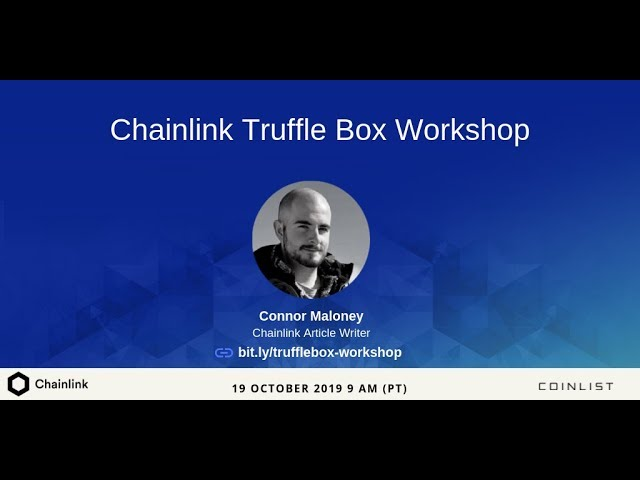 Chainlink Truffle Box Workshop