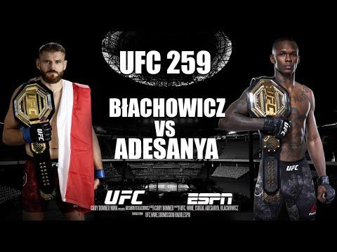 Błachowicz VS Adesanya - UFC 259 Promo