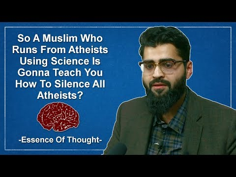 Islamic Education & Research Academy Flops On Atheism Part 1