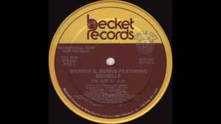 warren g burris featuring michelle ive got it