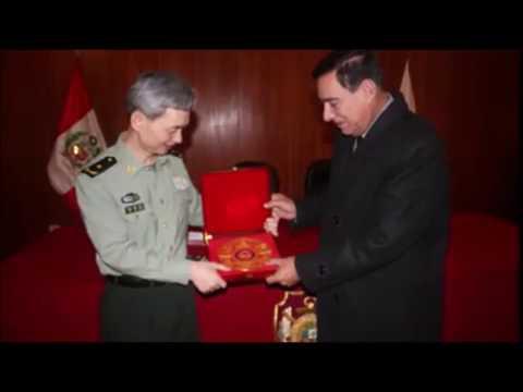 ¿Perú Está Entrando a la Orbita China?