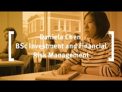 BSc Investment and Financial Risk Management degree at Cass Business School