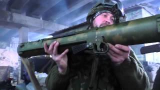 Российское оружие на Донбассе.