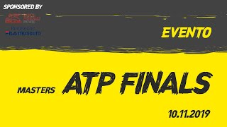 Masters (ATP Finals) - Adriano Panatta Tennis Channel