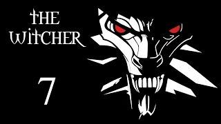 The Witcher (Ведьмак) - Встреча с Золтаном Хиваем, учимся играть в местный покер [#7]