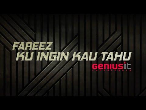 Fareez Mentor Milenia - Ku Ingin Kau Tahu (Behind The Scene MV)