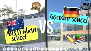 #7 DEUTSCHE vs. AUSTRALISCHE Schule 🎒🎓| Travelina