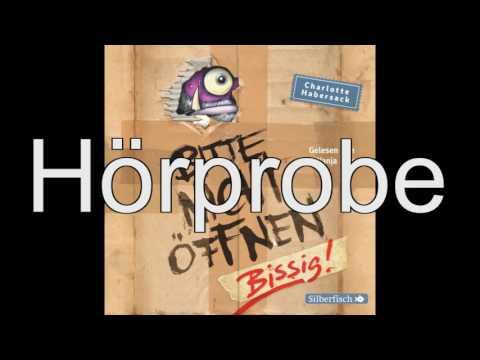 Bitte nicht öffnen. Schleimig! YouTube Hörbuch Trailer auf Deutsch