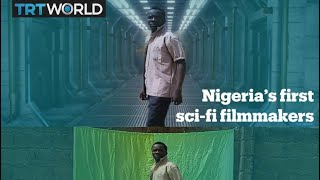 Nigerian teenagers produce sci-fi films with smartphones