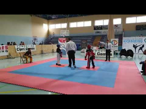 Kickboxing en Xinzo de Limia
