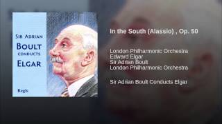 In the South (Alassio) , Op. 50