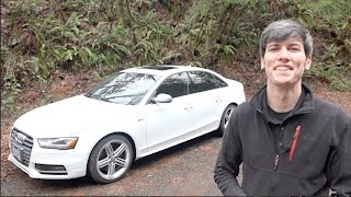 Audi S4 - Engine Sound Test - Pulling Fuse #5