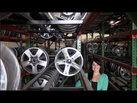 Factory Original Kia Rondo Rims & OEM Kia Rondo Wheels – OriginalWheel.com