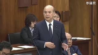 参議院 2019年05月23日 総務委員会 #02 柘植芳文(自由民主党・国民の声)