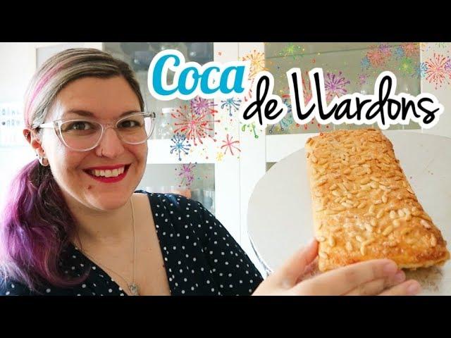 COCA DE LLARDONS | Coca de San Juan *RECETA FÁCIL*