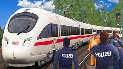 GÜTERZUG UNFALL | Streckensperrung | TRAIN SIMULATOR 2020 | München - Garmisch Partenkirchen & ICE T