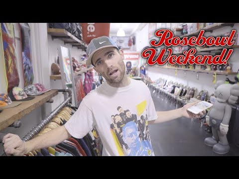Rosebowl Weekend! The Show by Round Two S4 Ep4