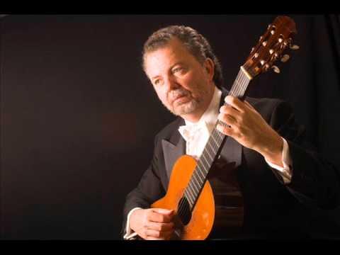 Manuel Barrueco: Bach Partita n.2 in D minor for violin