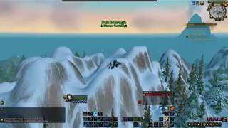World of Warcraft 2019 08 22   16 48 40 01: Testing LoD and overall smoothness.