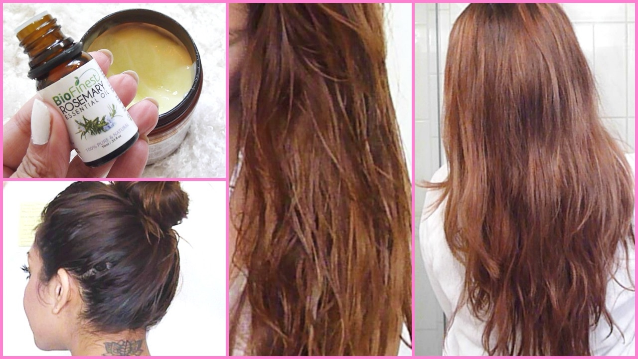 How To Make My Hair Thick And Shiny Naturally